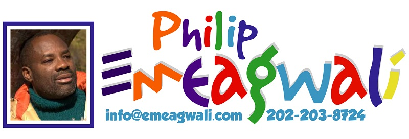Philip Emeagwali A Father Of The Internet Supercomputer Biography